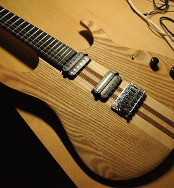Electric Guitar Making
